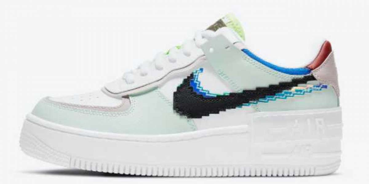 2021 Rose Nike Air Force 1 Low CU6312-100 Basketball Shoes